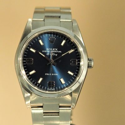 Rolex-Oyster-Perpetual-Air-King-blu-14000